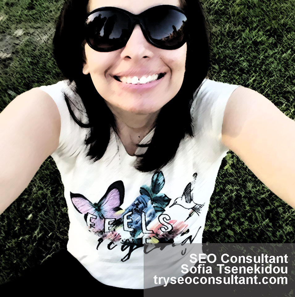 Google Expert Sofia Tsenekidou