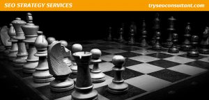 SEO strategy services
