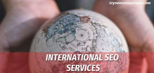 International SEO Consultant Services